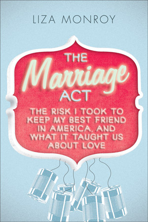 The Marriage Act book cover